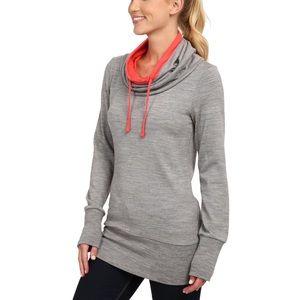 Icebreaker Boreal Long Sleeve Cowl Sweater